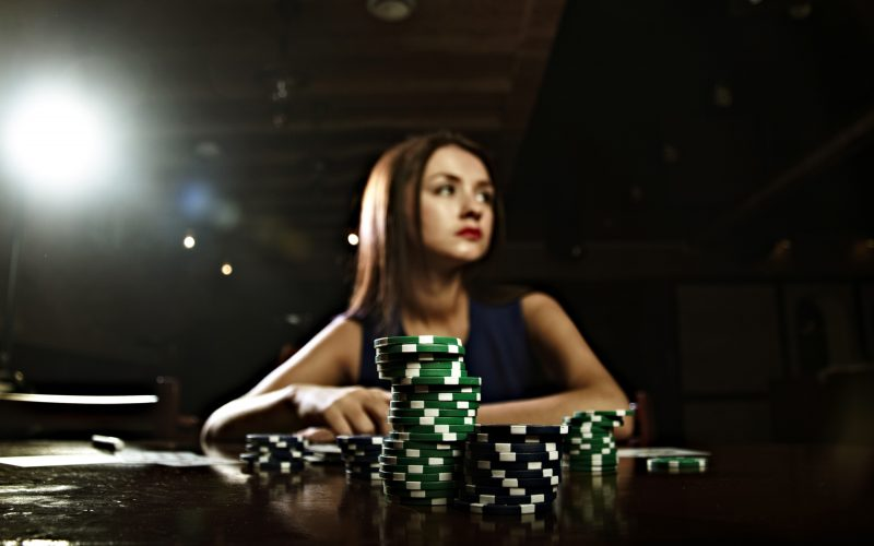 Risk in Online Casino