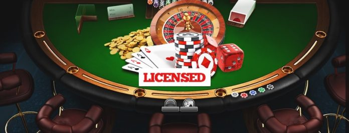 licensed casinos
